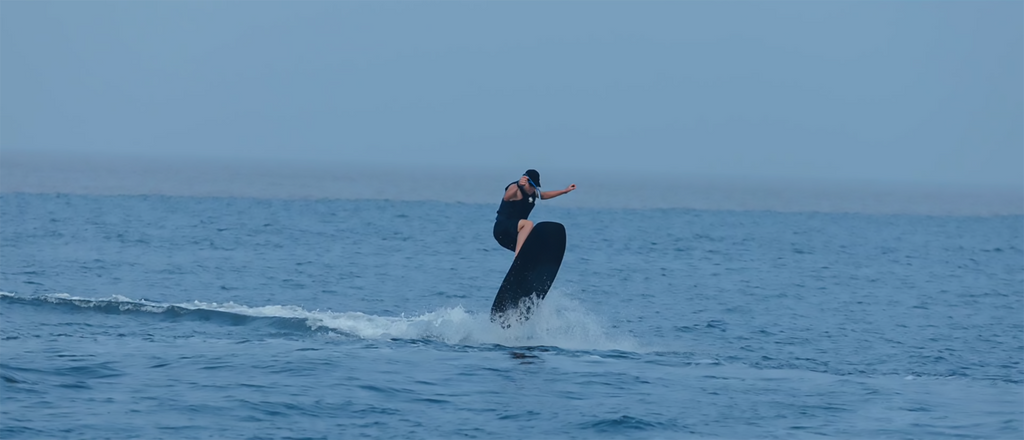 H5-F electric surfboard