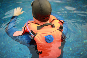Havospark Anti-drowning Inflatable Backpack with Water Bag
