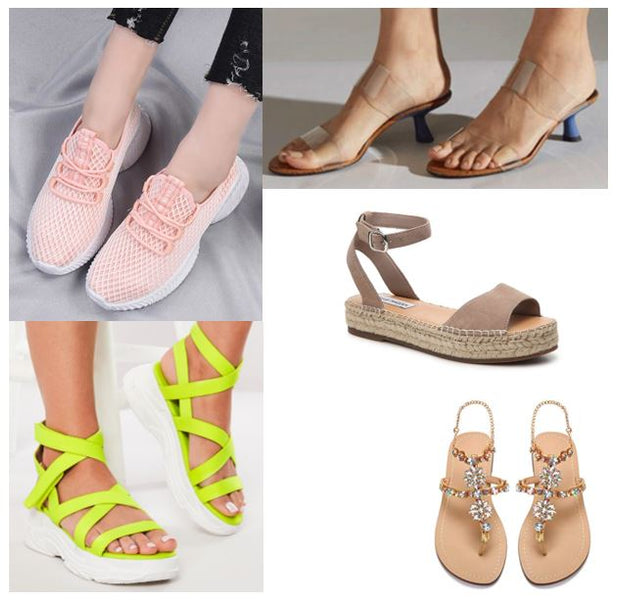 Shoe Styles That Add Spring To Your Step & Wardrobe
