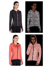Load image into Gallery viewer, Bright Reflective Hoodie