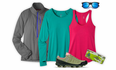 Stio Women's Running Kit
