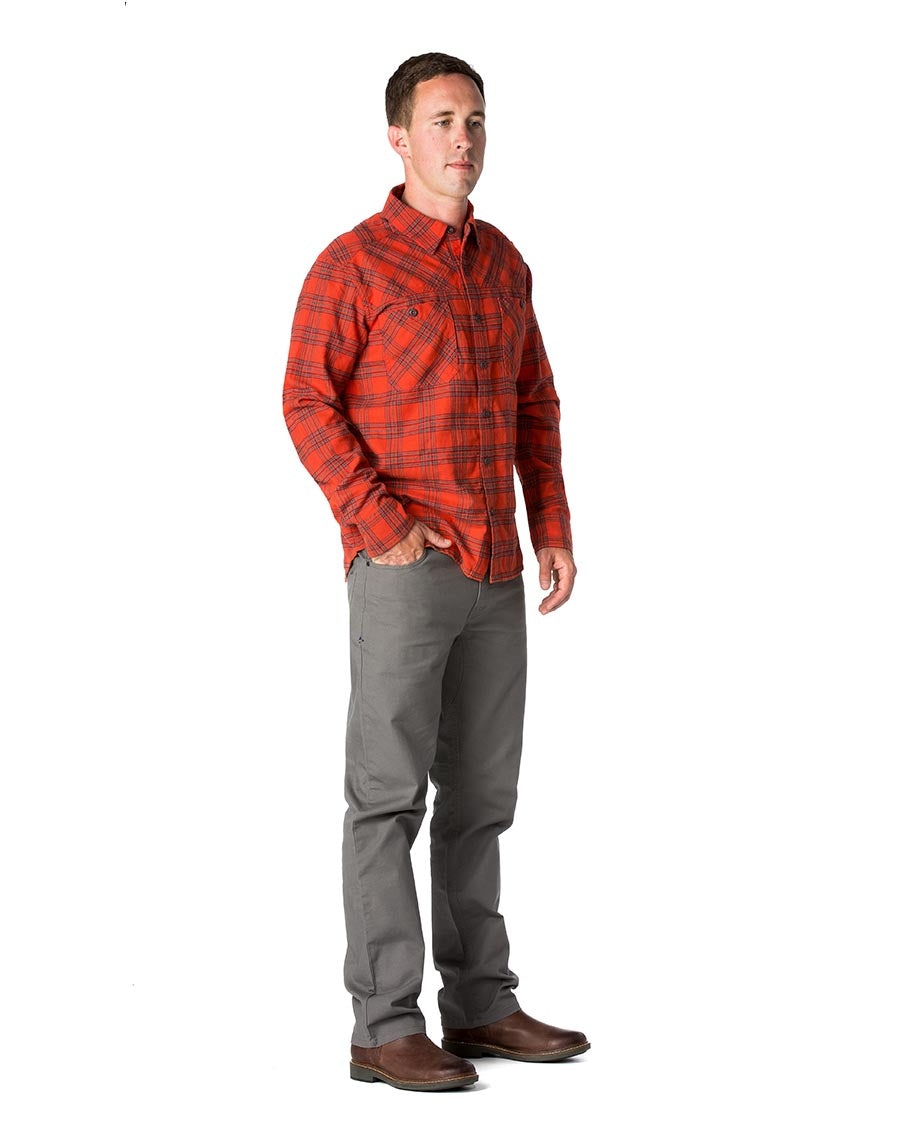 99cbb3629 Men s Miter Flannel Shirt