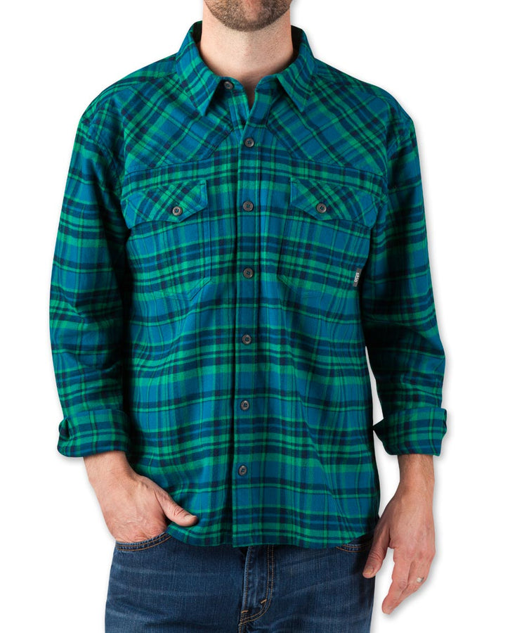 Men's Junction Flannel Shirt - 2015