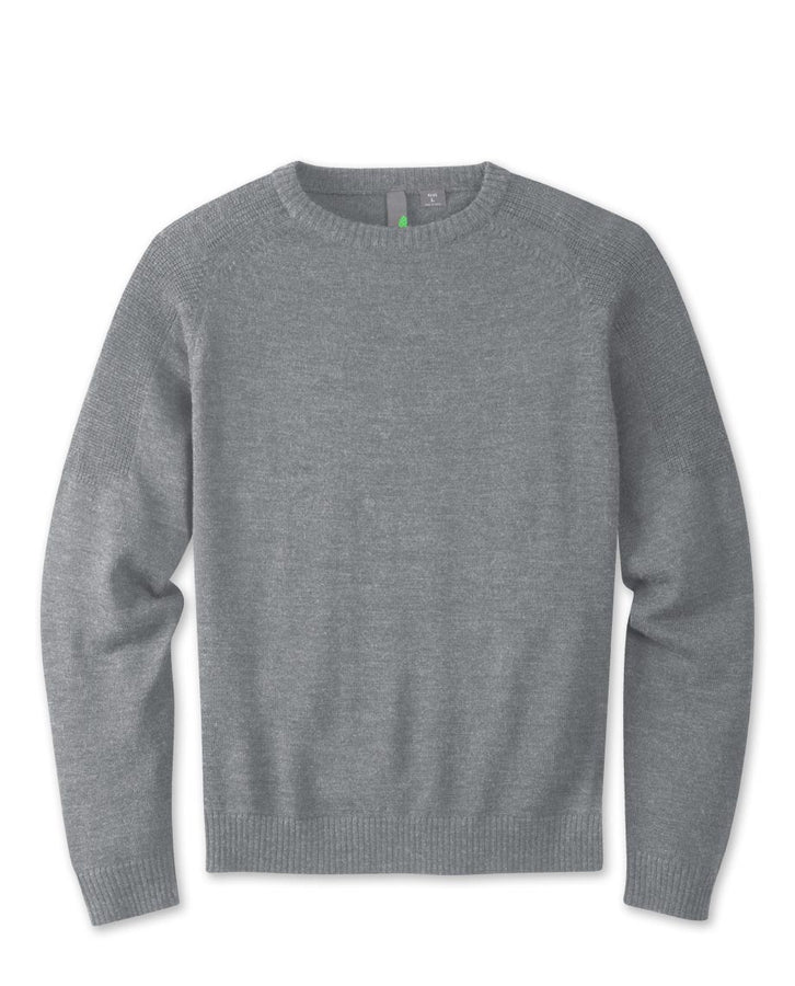 Men's Race Crew Merino Sweater