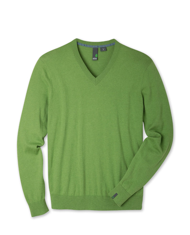 Men's Synthis V-Neck Sweater