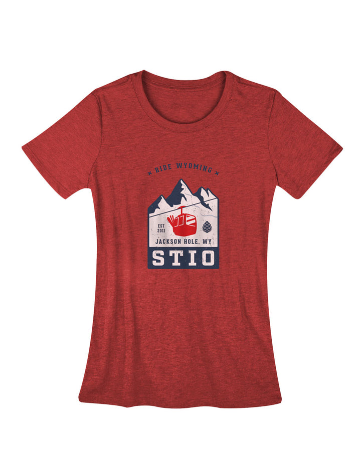 Women's Powder Laps Tee