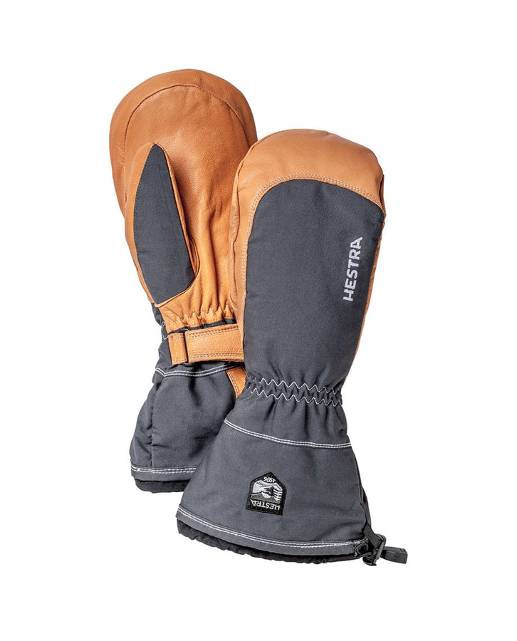 Men's Hestra Narvik Wool Terry Mitt