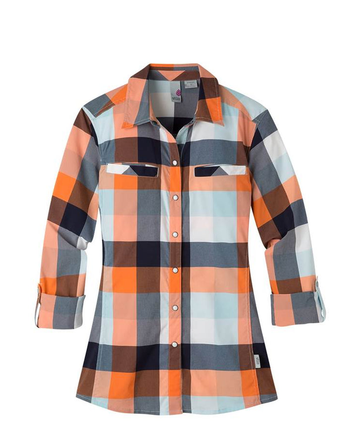 Women's Eddy Plaid Shirt