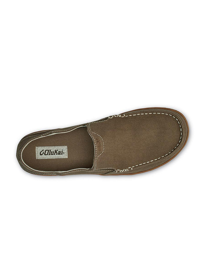 Men's Olukai Puhalu Canvas Slip-On