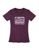 Women's Teton Village Block Tee