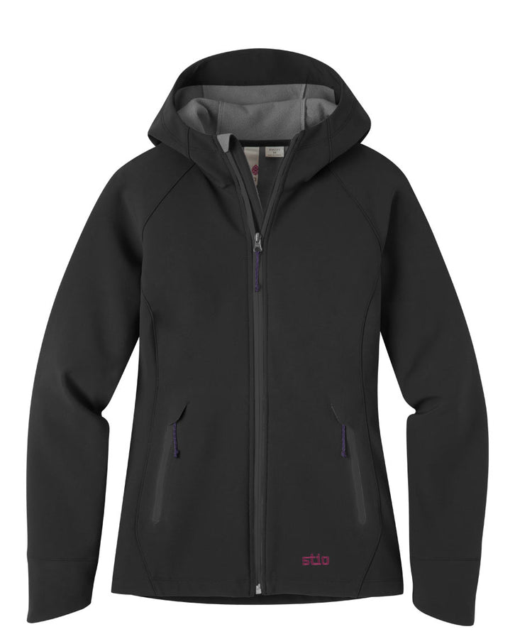 Women's Vescent Hooded Jacket