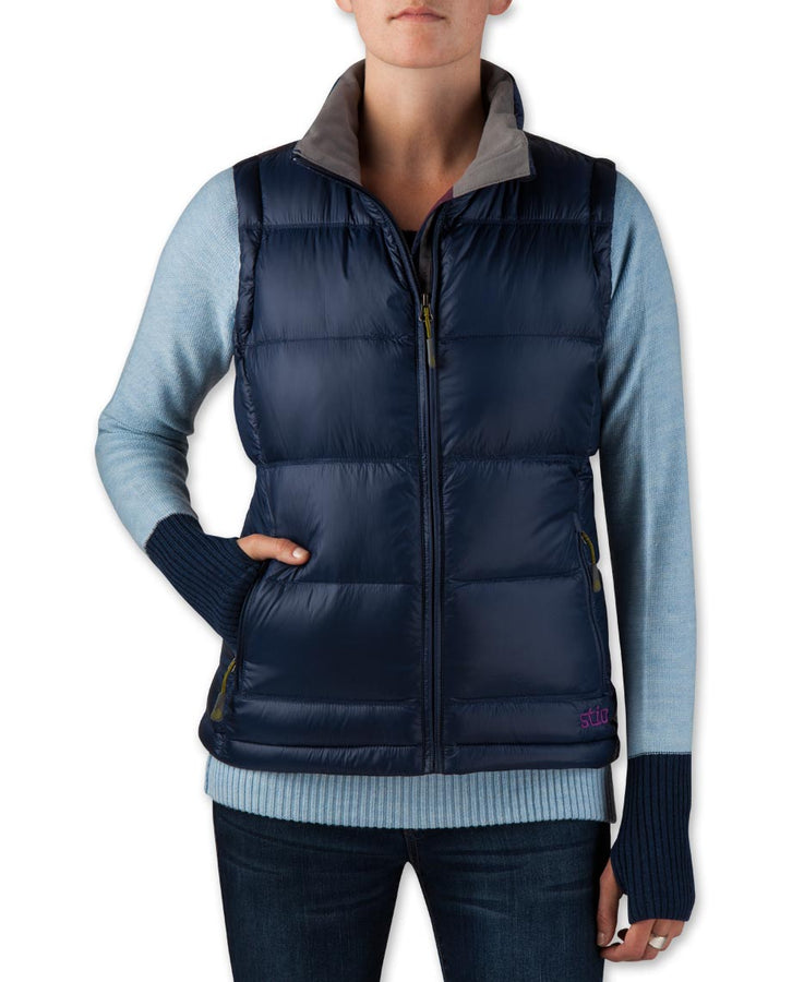 Women's Hometown Down Vest - 2015