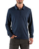 Men's Basis Power Dry® Zip Polo