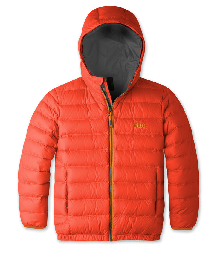 Kids' Hometown Down Hooded Jacket - 2014