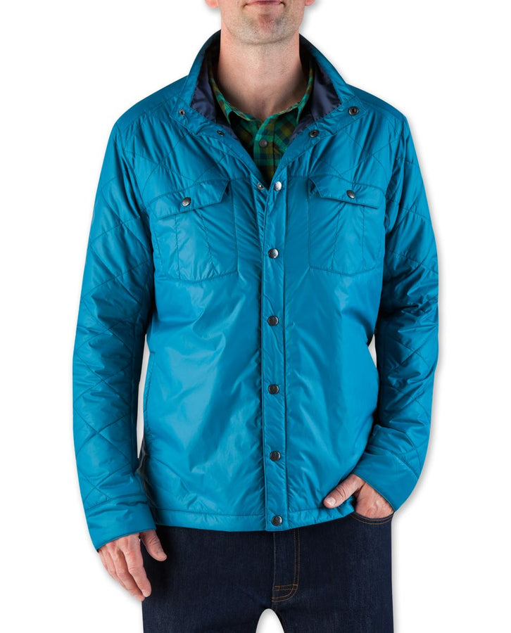 Men's Skycrest Insulated Snap Shirt - 2015