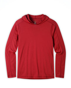 Men's Divide Hooded Pullover
