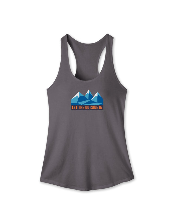 Women's Let The Outside In Tank