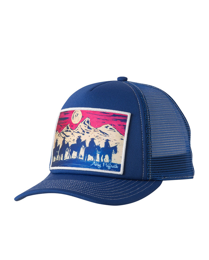 Blazzin Trails Trucker
