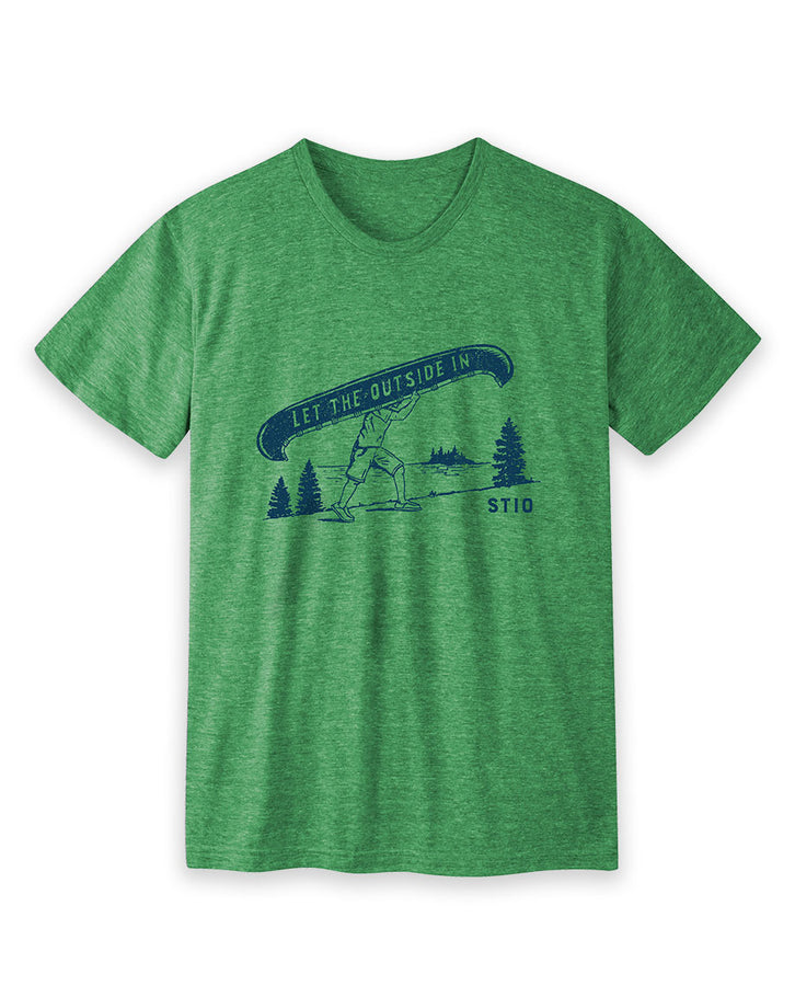 Men's Camp Canoe Tee