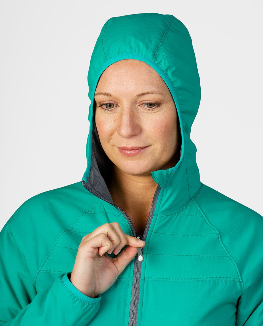 010b832e0275 Women's Alpha® Alpine Hooded Jacket