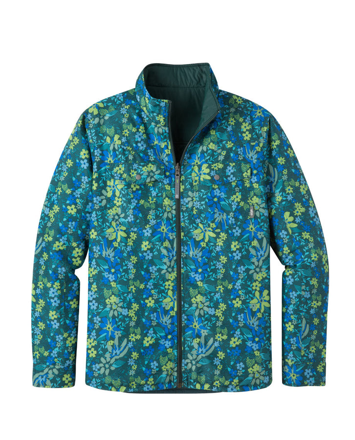 Men's Harkin Insulated Jacket - Retro Floral