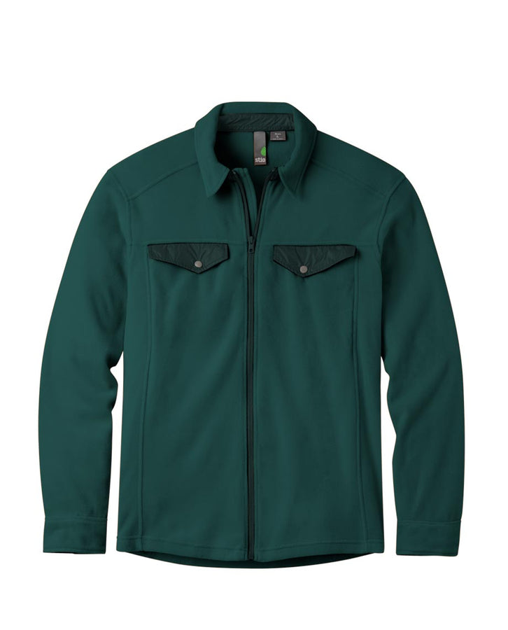 Men's Stettner Microfleece Zip Shirt