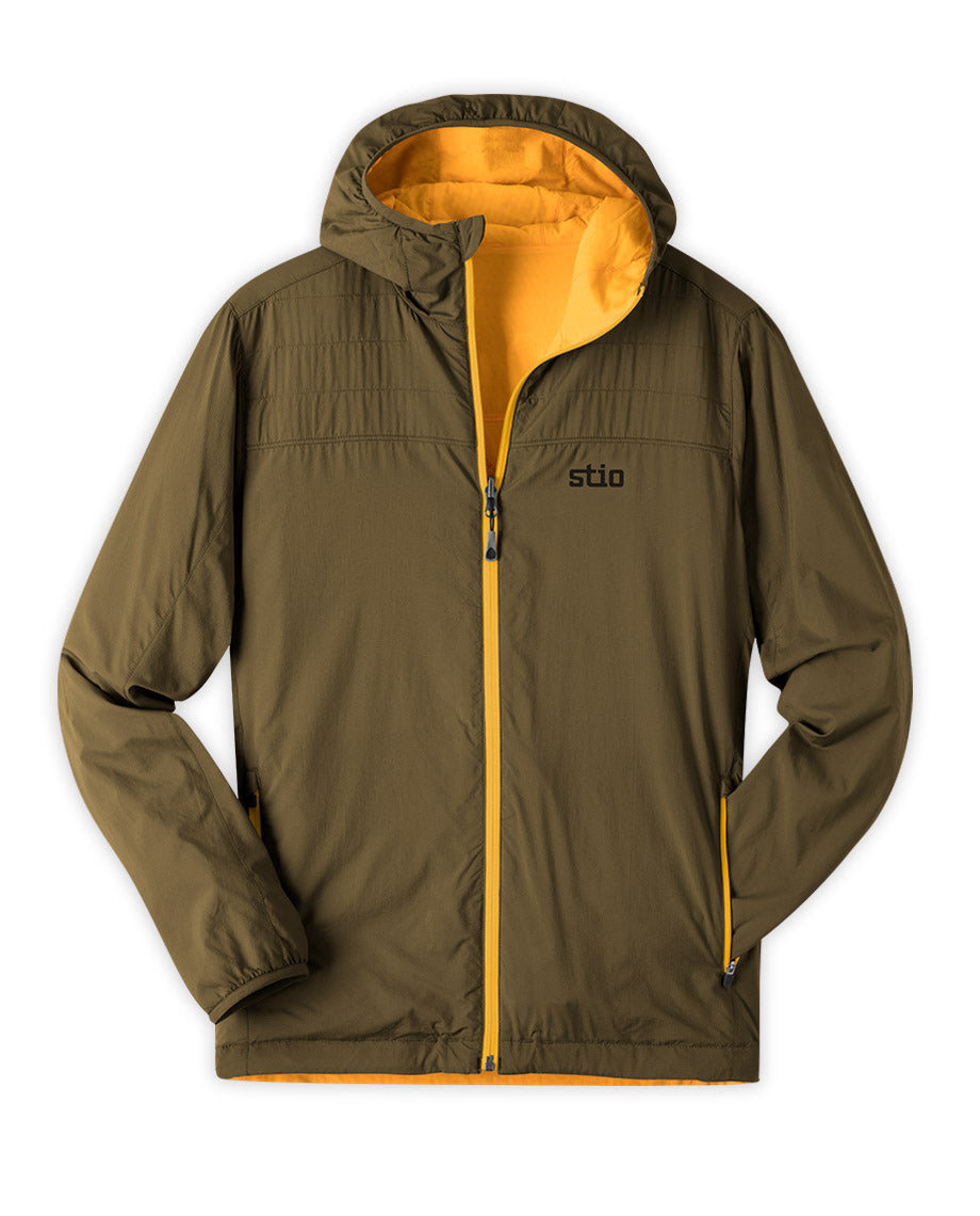 2bf589b2a2b3 Men's Alpha® Alpine Hooded Jacket