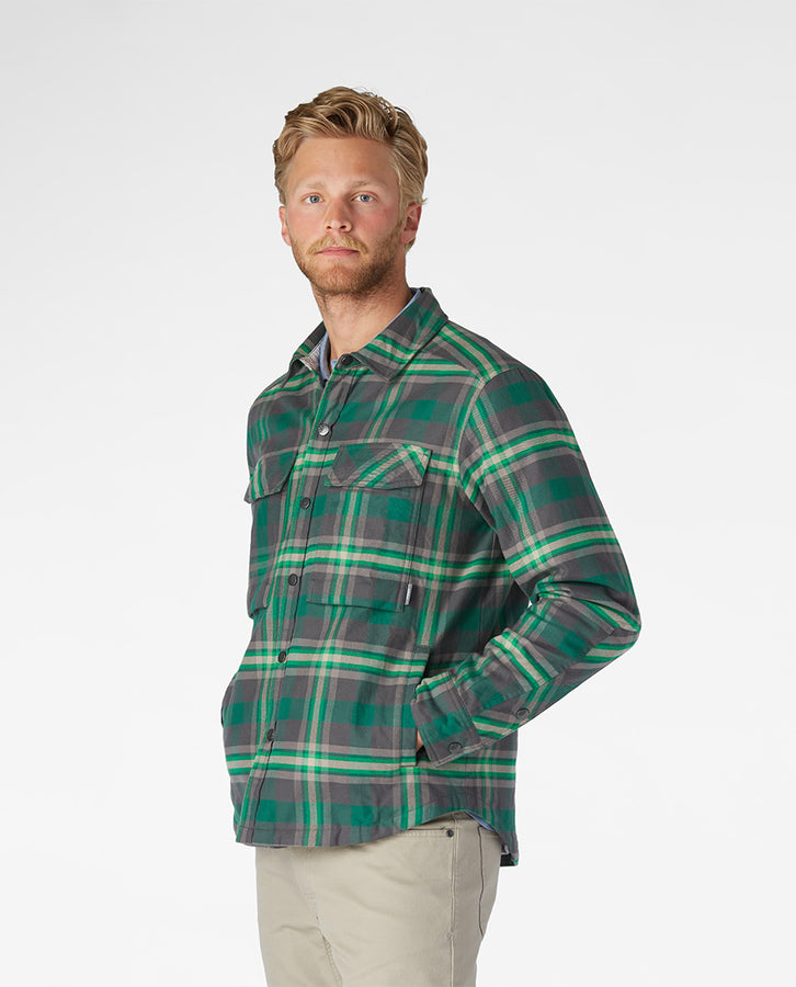 Conifer Plaid