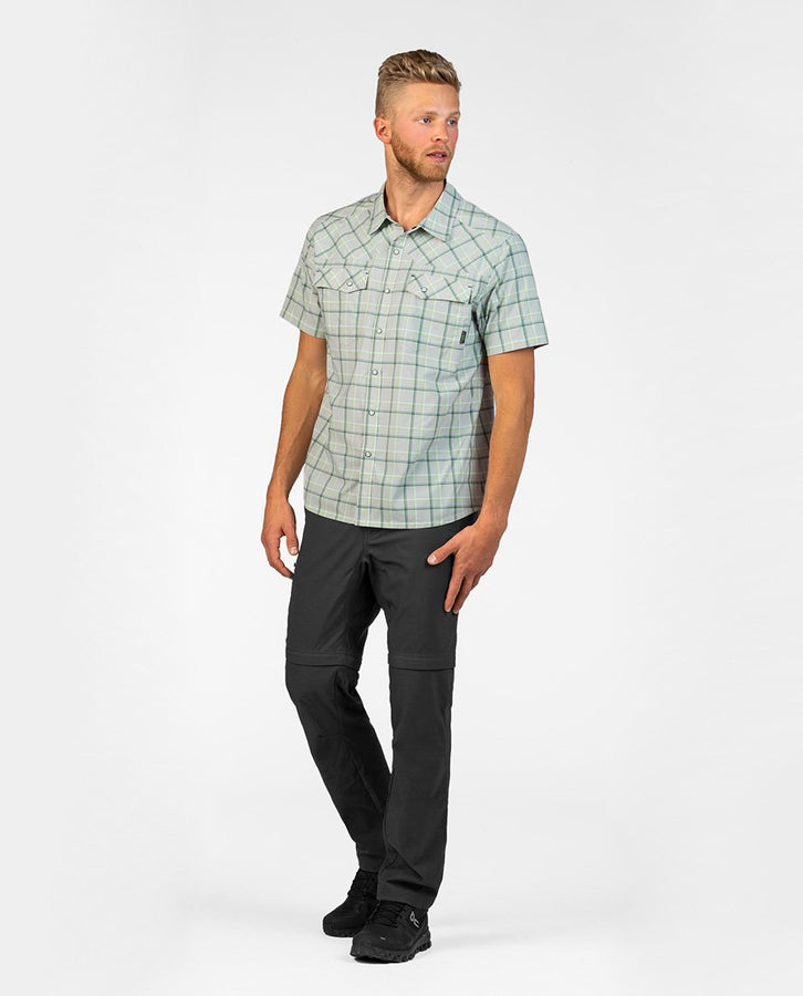 Quiet Gray Plaid