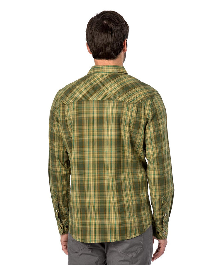 mountain shadow plaid