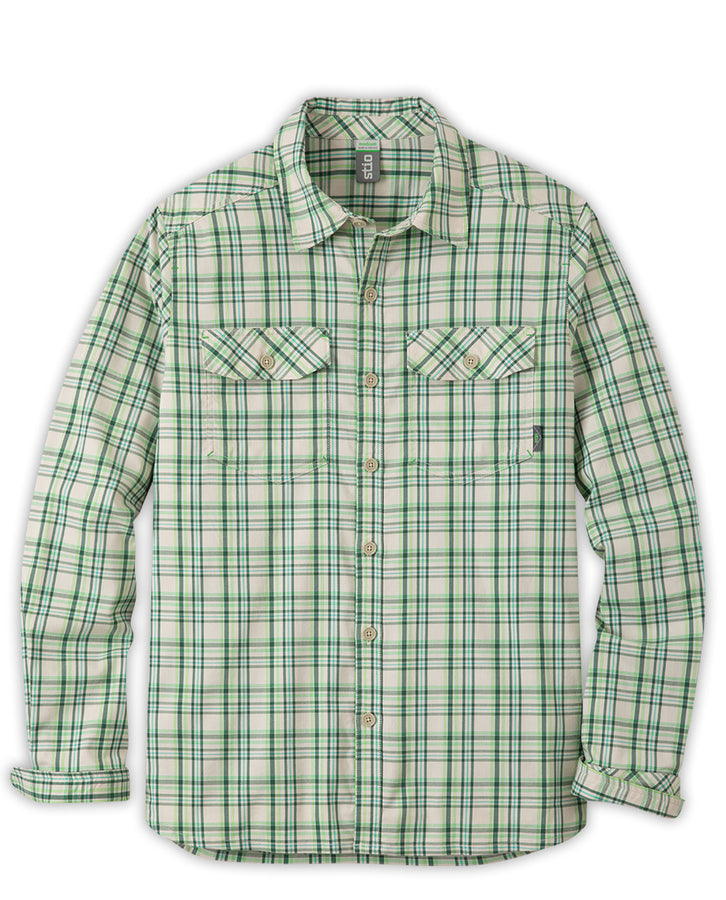 Ranger Green Plaid