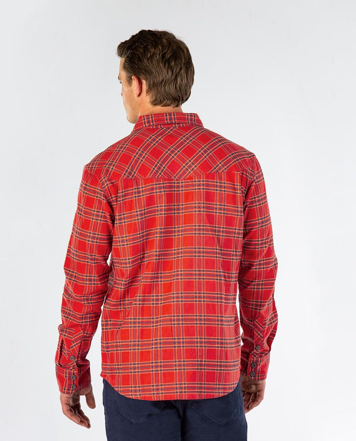 Evergreen Plaid