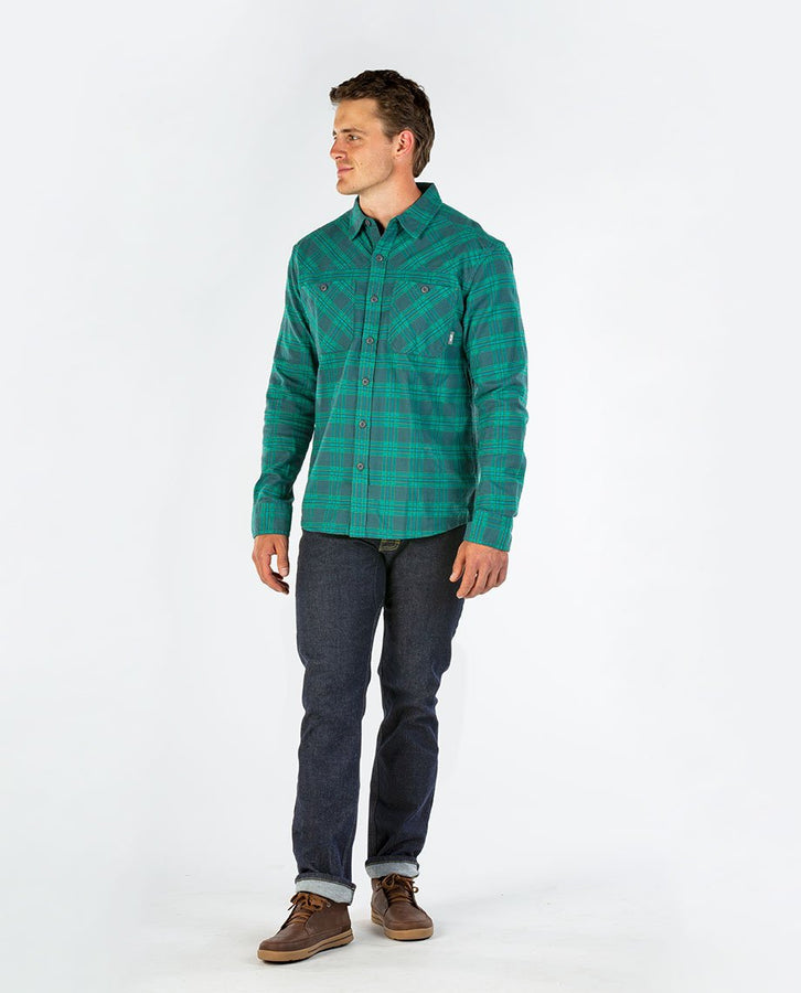 Atlantic Deep Plaid