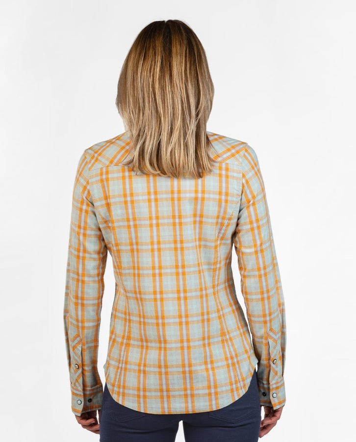 Mineral Yellow Plaid