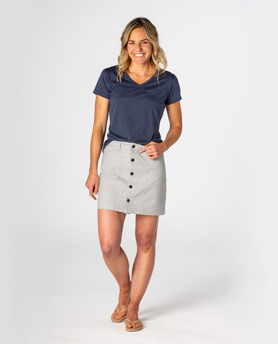 4f223d4f1907 Women s Ralston Canvas Skirt