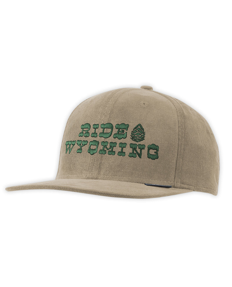 7cc25d4398c Ride Wyoming Cord Hat