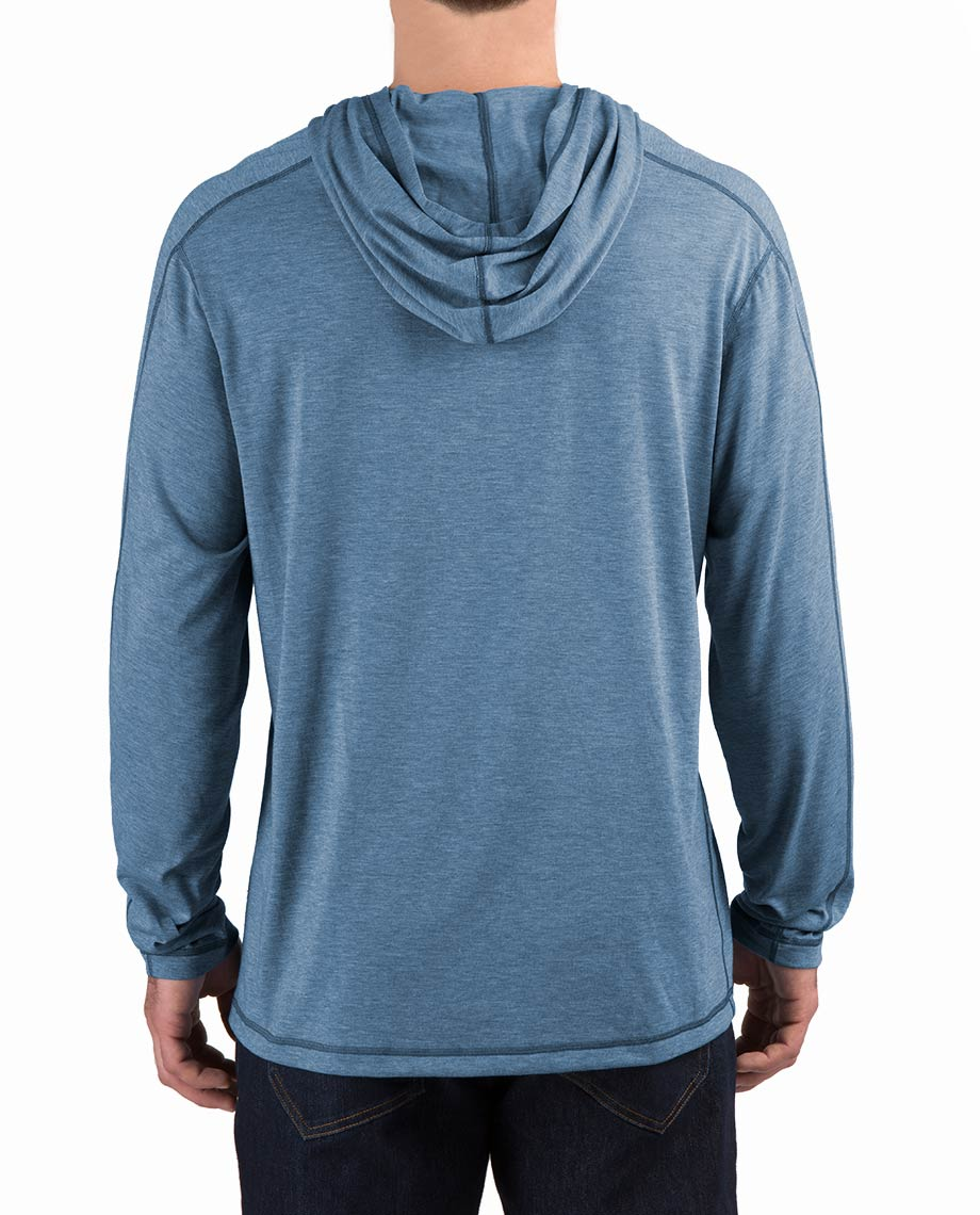 Mens Divide Hooded Pullover Stio