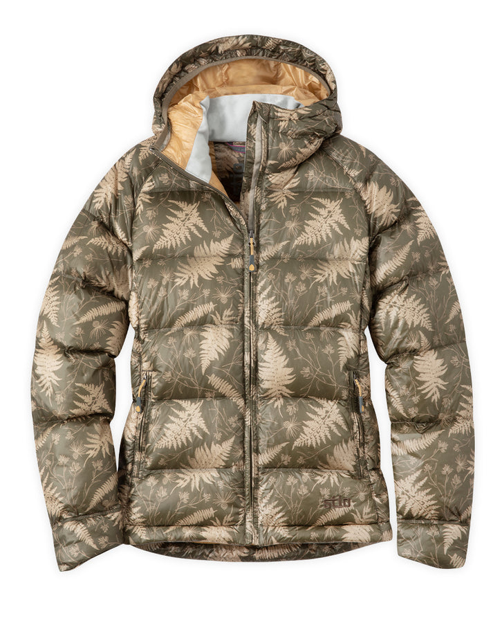 Sweatwater Mens Hooded Winter Camo Warm Stand Collar Mid-Length Parkas Coats Jacket