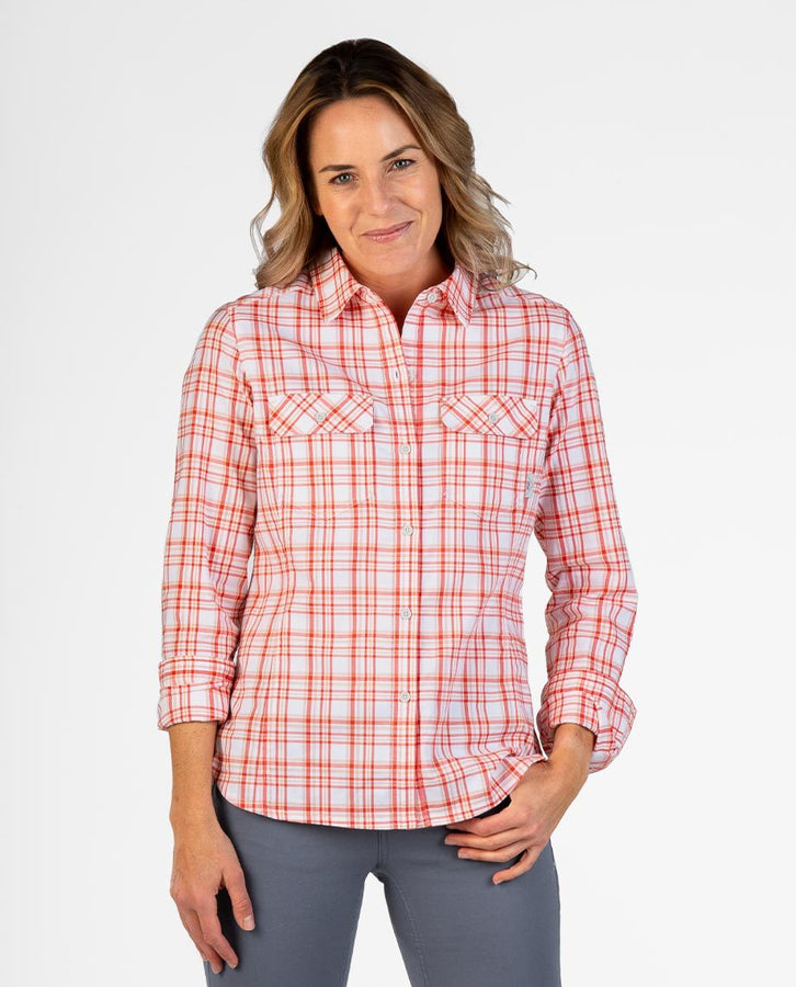Arctic Fire Plaid
