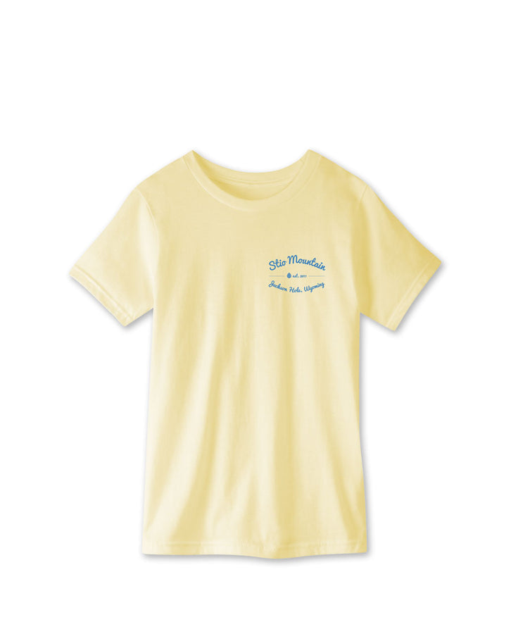 Kids' Mountain Surf Tee