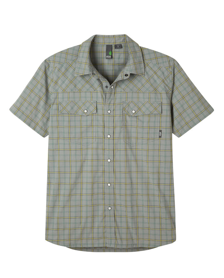 Men's Eddy Plaid Shirt SS