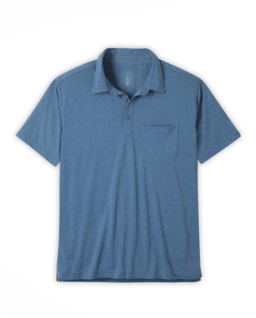Men's Divide Polo
