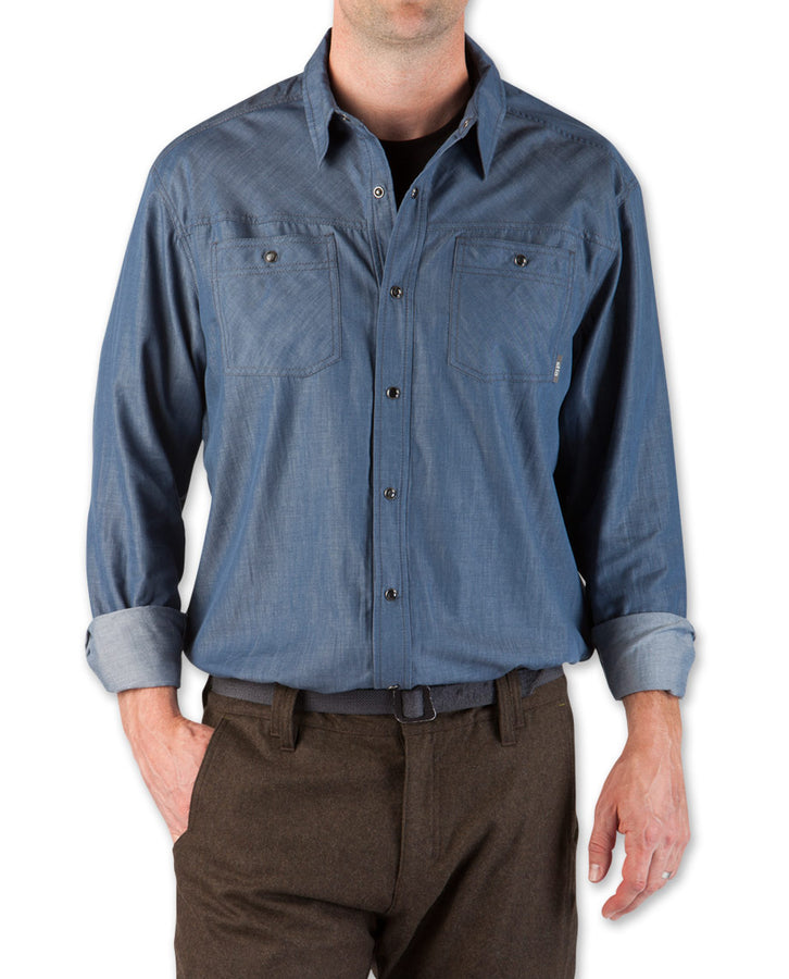 Men's Ashton Chambray Shirt