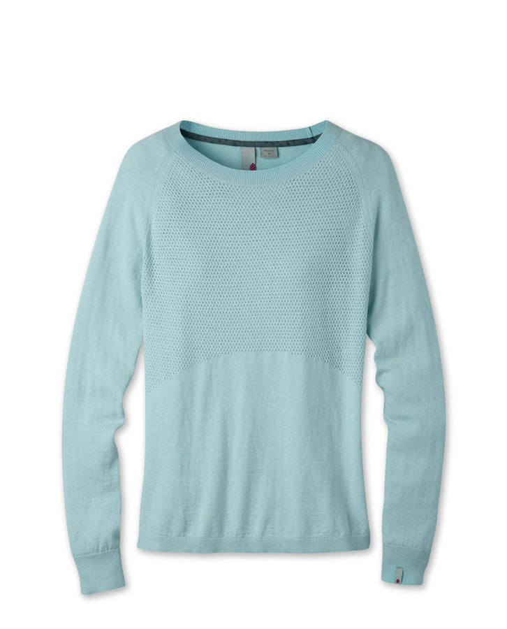 Women's Synthis Crew Sweater