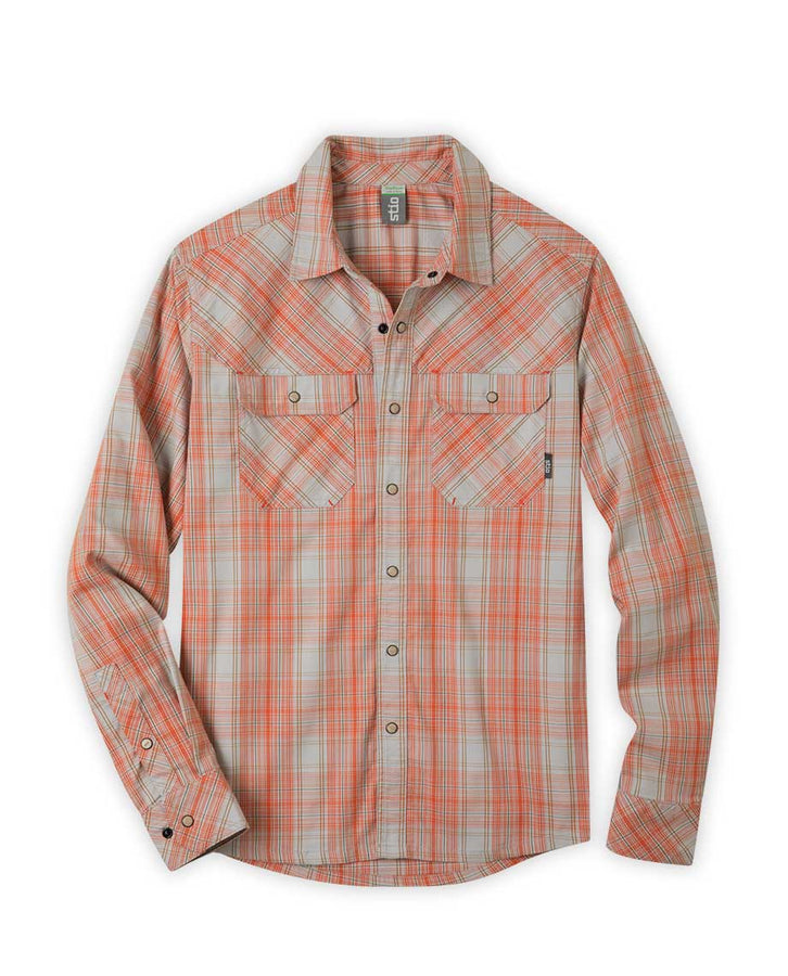 smoked salmon plaid