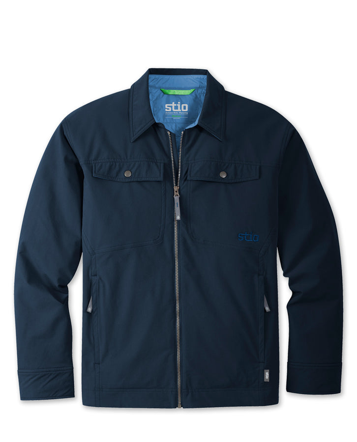 Men's Hardscrabble Insulated Jacket - 2014