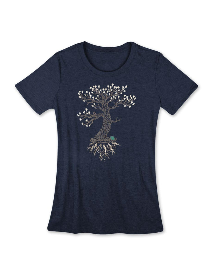 Women's Mountain Pine Tee
