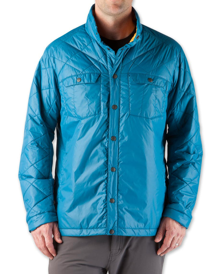 Men's Skycrest Insulated Snap Shirt - 2014