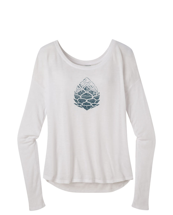 Women's Transformative Logo LS