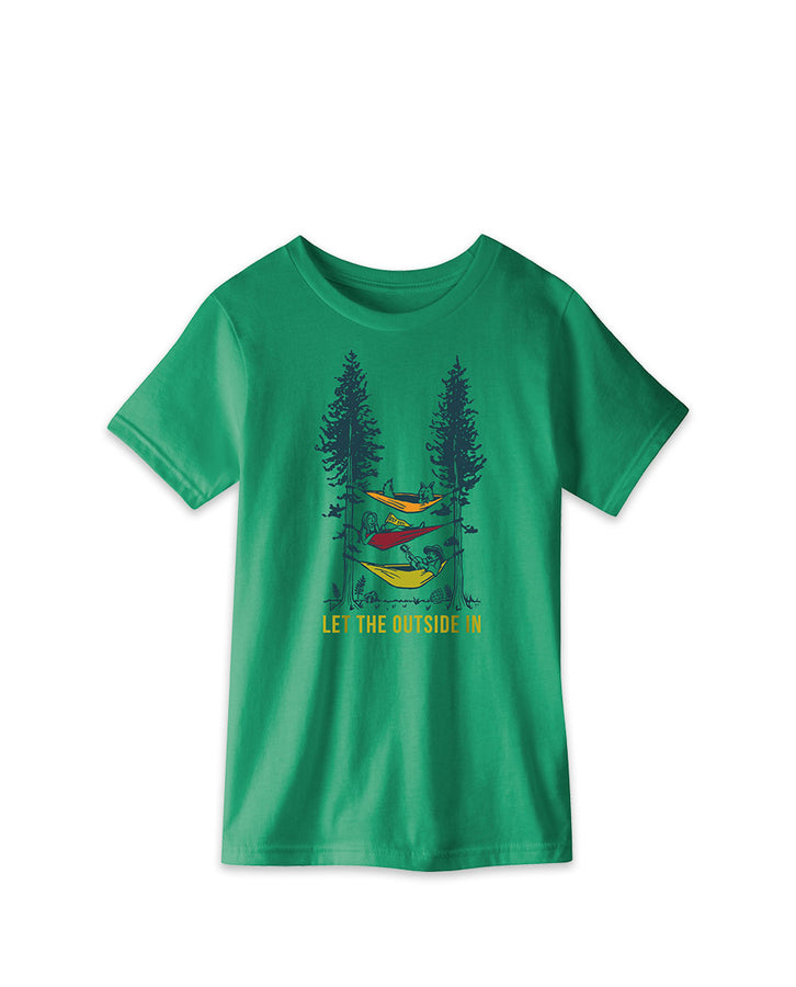 Kids' Hammock Days Tee